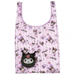 Japan Sanrio Eco Shopping Bag - Kuromi