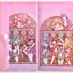 Sailor Moon Folder File - Pink Animate Style