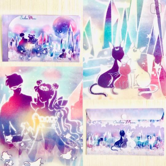 Sailor Moon Folder File - Serenity & Prince - 1