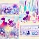 Sailor Moon Folder File - Serenity & Prince