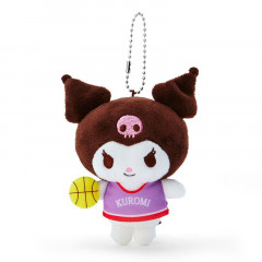 Japan Sanrio Sports Ball Chain Plush - Kuromi