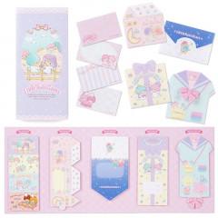 Japan Sanrio DIY Letter Set - Little Twin Stars