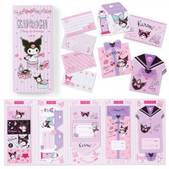 Japan Sanrio DIY Letter Set - Kuromi