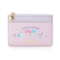 Japan Sanrio Card Holder Purse - Little Twin Stars