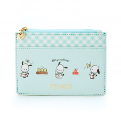 Japan Sanrio Card Holder Purse - Pochacco