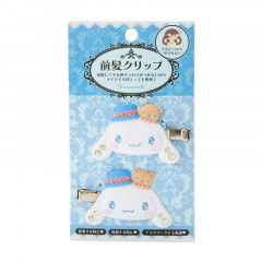 Japan Sanrio Hair Clip 2pcs - Cinnamoroll