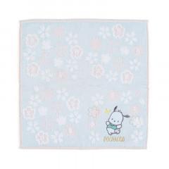 Japan Sanrio Sakura Handkerchief Petit Towel - Pochacco