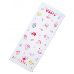 Japan Sanrio Bath Towel - Sanrio Family