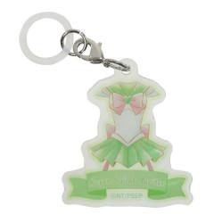 Japan Sailor Moon Acrylic Keychain - Super Sailor Jupitar Umbrella Marker Eternal
