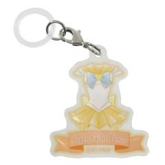 Japan Sailor Moon Acrylic Keychain - Super Sailor Venus Umbrella Marker Eternal