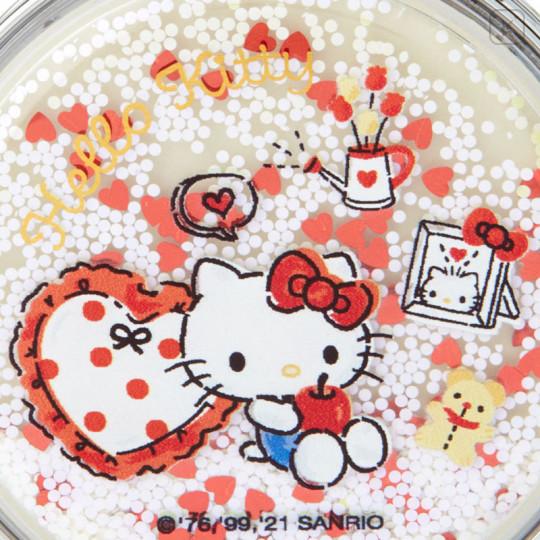 Japan Sanrio 2-sided Pocket Mirror - Hello Kitty / Happy Spring - 4