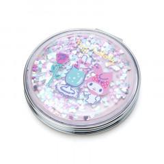 Japan Sanrio 2-sided Pocket Mirror - My Melody / Happy Spring