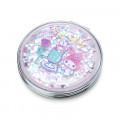 Japan Sanrio 2-sided Pocket Mirror - My Melody / Happy Spring - 1