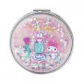Japan Sanrio 2-sided Pocket Mirror - My Melody / Happy Spring - 2