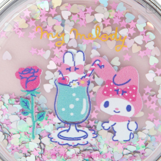 Japan Sanrio 2-sided Pocket Mirror - My Melody / Happy Spring - 4