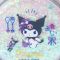 Japan Sanrio 2-sided Pocket Mirror - Kuromi / Happy Spring - 4