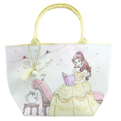 Japan Disney Tote Bag - Beauty and the Beast Belle