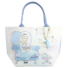Japan Disney Tote Bag - Alice in Wonderland