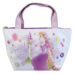 Japan Disney Tote Bag with Insulation Pouch - Princess Rapunzel