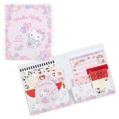 Japan Sanrio Volume Letter Set - Hello Kitty
