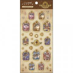 Japan Kirby Gold Sticker - Phantom Gear B