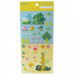 Japan Kirby Clear Sticker - Lv1 + Lv3