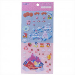 Japan Kirby Clear Sticker - Lv4 + Lv5