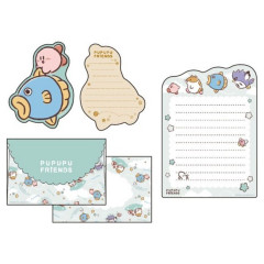 Japan Kirby Die-cut Letter Set - Right Back at Ya!