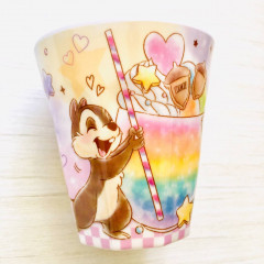 Japan Disney Melamine Cup - Chip & Dale