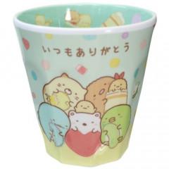 Japan San-X Sumikko Gurashi Melamine Cup - Green