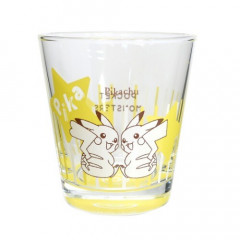 Japan Pokemon Glass Cup - Pikachu