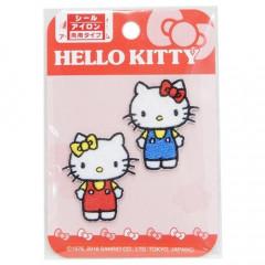 Japan Sanrio Iron-on Applique Patch - Hello Kitty