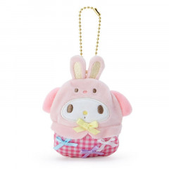 Japan Sanrio Easter Purse Mascot - My Melody