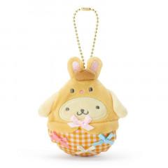 Japan Sanrio Easter Purse Mascot - Pompompurin