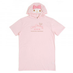 Japan Sanrio Hooded One-Piece Dress - My Melody