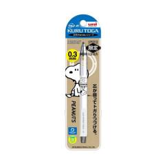 Japan Peanuts Kuru Toga Mechanical Pencil - Snoopy