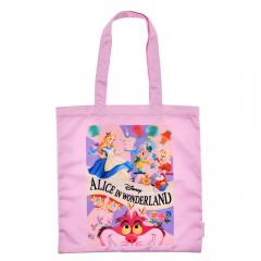 Japan Disney Tote Bag - Alice in Wonderland / 70th Anniversary