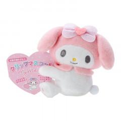 Japan Sanrio Mascot Clip - My Melody