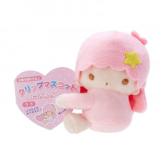 Japan Sanrio Mascot Clip - Little Twin Stars Lara