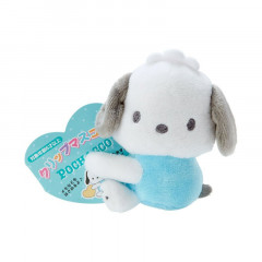 Japan Sanrio Mascot Clip - Pochacco