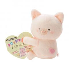 Japan Sanrio Mascot Clip - Zashikibuta