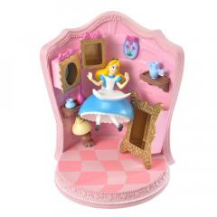 Japan Disney Figure - Alice Accessory Stand / 70th anniversary