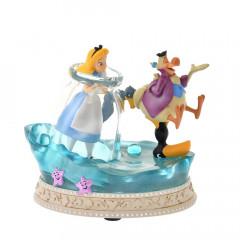 Japan Disney Figure - Alice & Dodo Bird / 70th anniversary