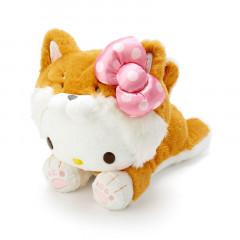 Japan Sanrio Shiba Inu Plush - Hello Kitty