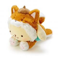 Japan Sanrio Plush Toy - Pompompurin / Shiba Inu