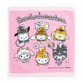 Japan Sanrio Handkerchief Petit Towel - Shiba Inu Cosplay - 1