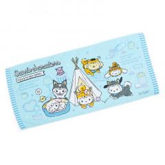 Japan Sanrio Face Towel - Shiba Inu Cosplay