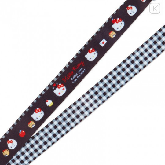 Japan Sanrio Neck Strap - Hello Kitty - 3