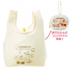 Japan Sanrio Eco Bag - Pompompurin / 25th Anniversary