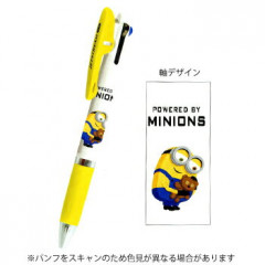 Japan Minions Jetstream 3 Color Multi Ball Pen - Bob